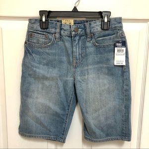 NEW! POLO by Ralph Lauren Jean Shorts Boys 10